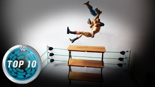 Table moments!: WWE Top 10