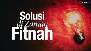 getlinkyoutube.com-Khutbah Jumat: Solusi di Zaman Fitnah - Ustadz Zainal Abidin, Lc.