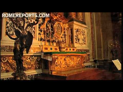Unique relic of St  Francis Xavier will leave Rome and head to Australia