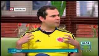 getlinkyoutube.com-Los Comediantes de la Noche Ricardo Quevedo y Freddy Beltran en Muy Buenos Dias Parte 2