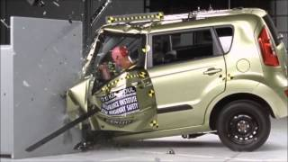 getlinkyoutube.com-Краш-тесты (IIHS)/Crash tests (IIHS) 2013-Part 1