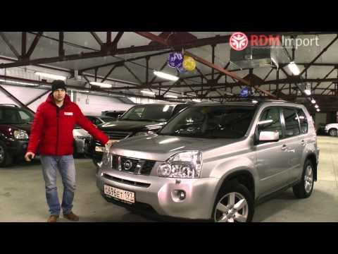 Характеристики и стоимость Nissan X-Trail 2010 год (цены на машины в Новосибирске)