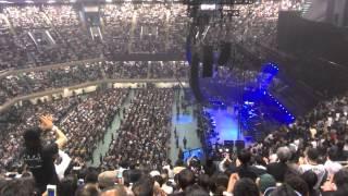 getlinkyoutube.com-武道館オープニング budokan Paul McCartney Silly Love Song~Temporary Secretary  20150428