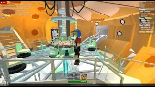 getlinkyoutube.com-ROBLOX: Doctor Who TARDIS Flight Game Part 1
