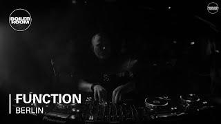 Function Boiler Room Berlin DJ Set