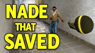 getlinkyoutube.com-The Nade That Saved My Rank - CS GO Story