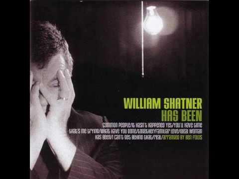 Common People de William Shatner Letra y Video