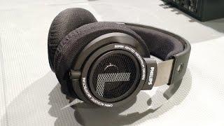 getlinkyoutube.com-Z Review - Philips SHP9500 (AKA F'n Amazeballs)