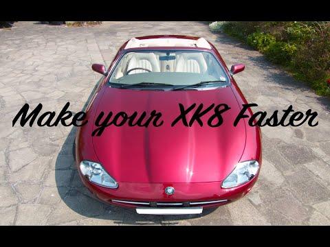 Jaguar XK8 tuning Ep 1