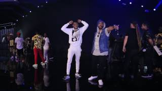 getlinkyoutube.com-Diamond Platnumz - Mtv Mama Rehearsal 2016 (part 2)
