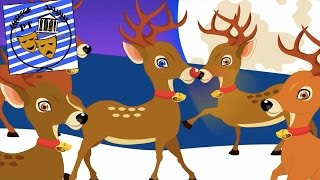 getlinkyoutube.com-ρούντολφ το ελαφάκι | Ελληνικά Χριστουγεννιάτικα τραγούδια | Greek Christmas Songs Collection
