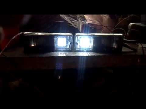 Габариты LED Луаз