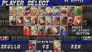 getlinkyoutube.com-Street Fighter EX2 Plus Opening and All Characters (PSX)