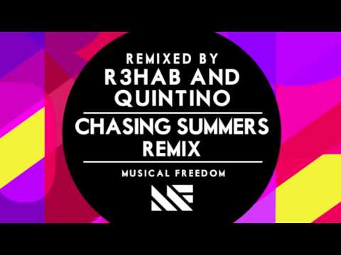 Tiesto - Chasing Summers (R3hab and Quintino Remix)