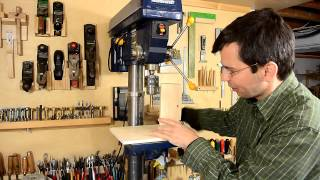 getlinkyoutube.com-Why I don't use a drillpress table
