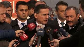 Ankara Valisi Topaca'dan kaza kurşunu ile şehit olan polis ile ilgili açıklama