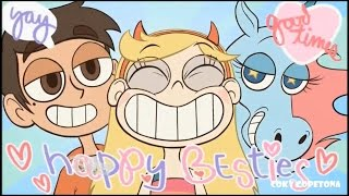 Star vs. The Forces of Evil - Party With a Pony Clip