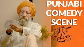 LATEST PUNJABI COMEDY 2017   Ammy Virk   Nikka Zaildar   FUNNY COMEDY SCENE