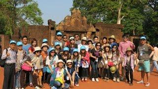 getlinkyoutube.com-ท่องเที่ยวนครวัด-นครธม ประเทศกัมพูชา วันที่ 4-6 เมษายน 2558