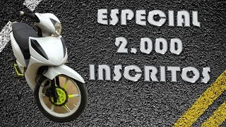 getlinkyoutube.com-Especial de 2.000 inscritos #Motos mais top`s de MARECHAL DEODORO AL