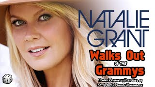 """getlinkyoutube.com-Singer Natalie Grant Walks Out of Grammys After Katy Perry's """"Satanic"""" Performance"""