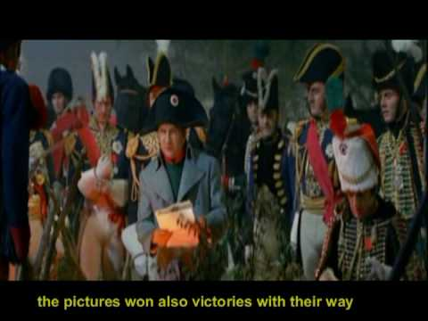AUSTERLITZ - The Battle itself - December 2, 1805 - Part 1 The Sun of Austerlitz - Abel Gance (1960)
