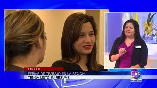 Ferias de Trabajo en la Región. Janeth Ramírez de Career Source Southwest Florida nos da detalles