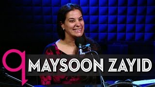 getlinkyoutube.com-Comedian Maysoon Zayid doesn't aim to inspire you