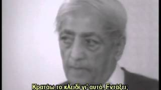 """ΚΡΙΣΝΑΜΟΥΡΤΙ ΧΩΡΙΣ ΤΑΥΤΙΣΗ """"Η ΑΛΗΘΕΙΑ ΠΟΥ ΒΑΖΕΙ ΤΑΞΗ"""" (greek subs)"""
