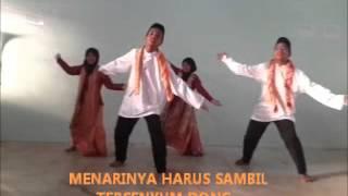 TARI NANDAK KHAS JAKARTA - LAGU : ONDEL ONDEL-CLC 12 GIRAM