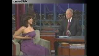 getlinkyoutube.com-Rosie Perez sexy purple tight dress  AMAZING!!!!
