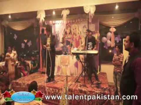 Rope magic show Talent Pakistan