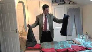 getlinkyoutube.com-Mr Bean Packing Suitcase for Holiday - Joins a Beach Team with United Beach Mission - UBM Missions