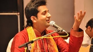 Musical Concert by Sumeet Tappoo - SSSIC New Delhi - 14 Dec '13