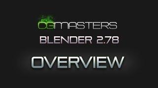 getlinkyoutube.com-Blender 2.78 Feature Overview
