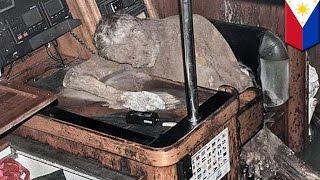 getlinkyoutube.com-Mummified body of German sailor found inside yacht drifting in Philippine waters - TomoNews