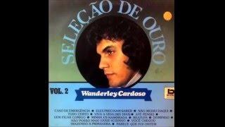 WANDERLEY CARDOSO Cd Seleção De Ouro 2 do Vinil 1981