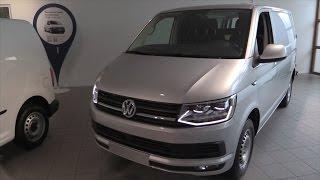 getlinkyoutube.com-Volkswagen Transporter T6 2016 In Depth Review Interior Exterior