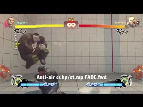 SF4 Game Mechanics: Option-Selects 2
