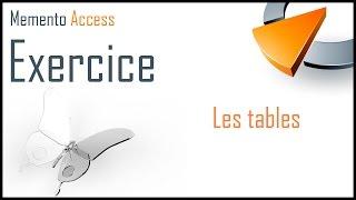 getlinkyoutube.com-Créer les tables d'une base de données - Formation Access Marseille