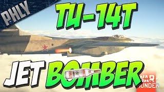 getlinkyoutube.com-JET TORPEDO BOMBER - TU-14T (War Thunder Devblog)