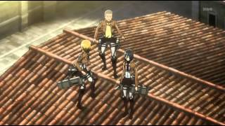 getlinkyoutube.com-A Slap On Titans: Armin Arlert Creepy Moments