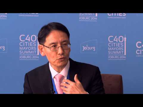 C40 Summit Video Blog Series: Kim Sang Bum, Deputy Mayor of Seoul