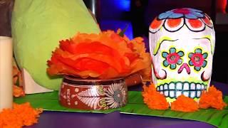 Preparativos del Museo Nelson Atkins para el gran evento del Día de los Muertos