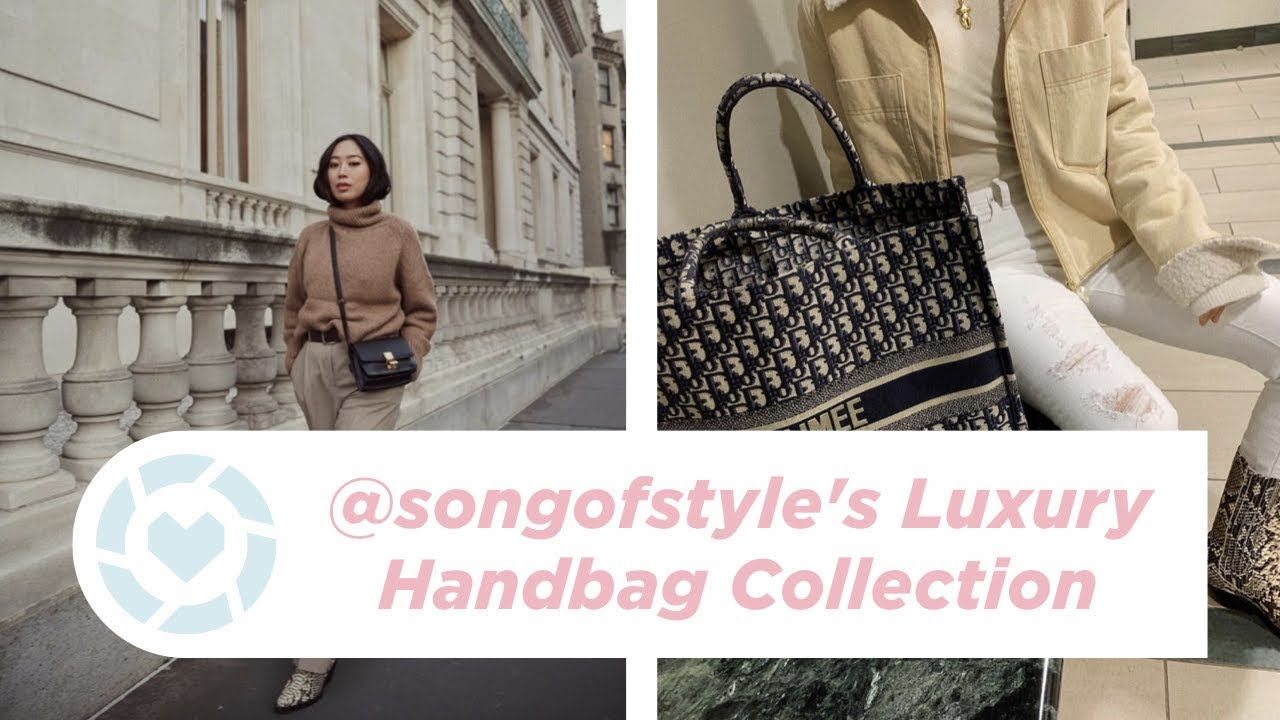Handbag Collection + Buying Luxury Bags For Less: Chloe, Dior, Louis Vuitton, CELINE | Aimee Song