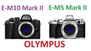 getlinkyoutube.com-OM-D E-M10 Mark II vs OM-D E-M5 Mark II