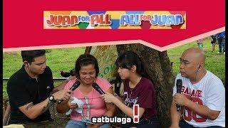 Juan For All, All For Juan Sugod Bahay | February 2, 2018