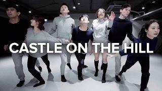 getlinkyoutube.com-Castle on the hill - Ed Sheeran(Diamond White&Mario Jose&Kurt Schneider Cover)/ Jay Kim Choreography