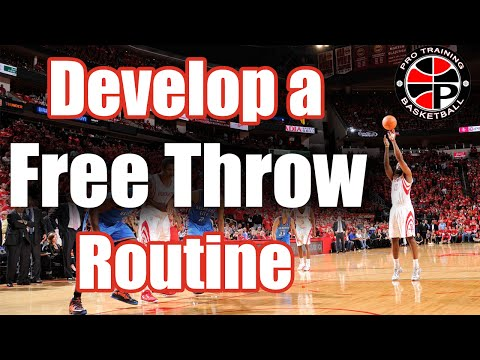 Never Miss Another Foul Shot | How to Shoot Free Throws | Pro Training Basketball