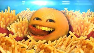 flushyoutube.com-Annoying Orange - Fry-day (Rebecca Black Friday Parody)